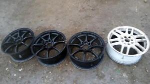 Aftermarket Rims 4x100 4 bolt 16 Inch Manitoba Preview