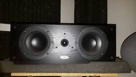Tannoy 2.1 system with 15 inch Powered Sub!