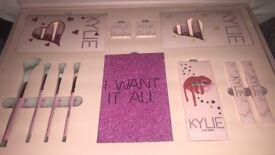 Kylie Jenner (I want it all) make up set