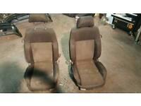 Mk4 Golf sports seats