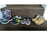 Boys shoes n jeans
