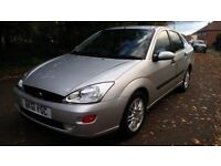 FORD FOCUS GHIA 2.0 39k MILAGE!! ONLY