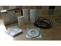 D-Link powerline homeplugs