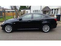 2008 LEXUS 220D BLACK / MANY EXTRAS