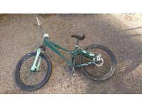 gary fisher custom jump bike