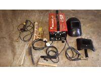 SIP 140 arc welder with Brazing attachment - Sold