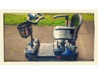 Drive scout mobility scooter excellent cond £220