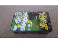 Texas Holdem Tournament Poker Set