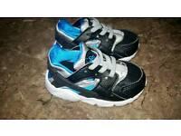 Nike huarache 4.5 size