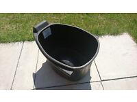 Piaggio Vespa ET2 / ET4 Parts : Helmet Seat Storage Bucket
