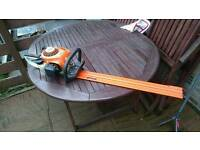 Hedge cutter forsale