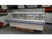 Serve Over Counter Display Fridge Meat Chiller 240cm (7.9 feet) ID:T2224