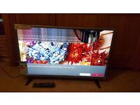 Modern LG 32LF510B TV Television (read discription)