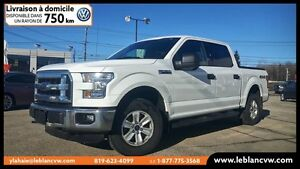 2015 Ford F-150 XLT CREW 4x4 COMME NEUF!!