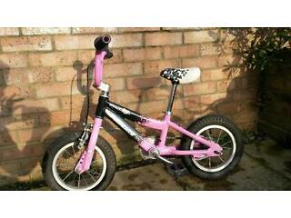12' Specialized Hotrock kids bike (ages 2-5) Pink and Black
