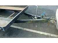 4 wheel car trailer wanted any condition