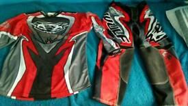 Moto x clothing