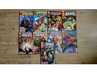 Marvel/panini comic bundle