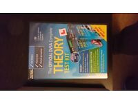 Theory Test Book and DVD