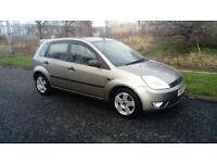 2003 03 FORD FIESTA ZETEC 1.3 5 DOOR. FULL MOT GREAT LOOKING CAR LOW MILEAGE £495