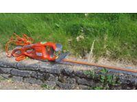 Flymo EC600 hedge trimer