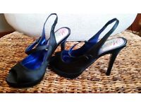 WOMEN'S HIGH HEEL SHOES NEXT SIZE 4.5 OR 37.5