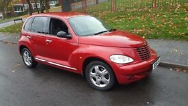 Chrysler PT cruiser 2004 petrol 2.0 manual 10 months mot low mileage