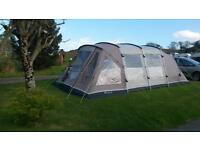 Outwell Glendale 5 frame tent