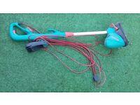 Bosch corded grass trimmer