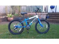 "Boys Bike - Concept Havoc Six Speed Mountain Bike 16"" Wheel & 11"" Frame"