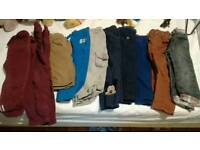 Boys 18-24m trousers bundle