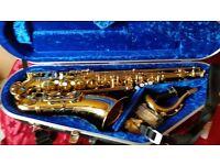 Antigua Tenor Saxophone