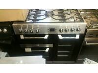 Leisure cook master 90cm range cooker.