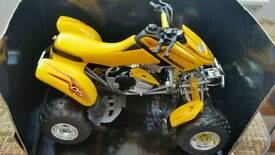 DIE-CAST BOMBARDIER ATV