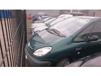 2001 CITROEN XSARA PICASSO SX, 2LT HDI, BREAKING FOR PARTS ONLY, POSTAGE AVAILABLE NATIONWIDE