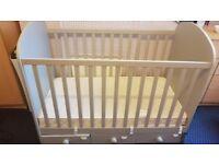 Ikea Gonatt Baby Cot 120 x 60