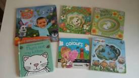 Children's bundle of board books