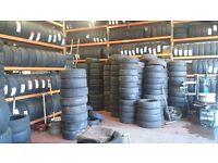 """155/165/175/185/195/205/215/225/235/245/35/40/45/50/55/60/65/70/14""""15""""16""""17""""18""""19""""20""""part worn tyres"""