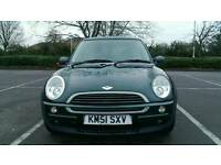 MINI Hatch 1.6 One 3dr Full Service History Full leather Sunroof 12m MOT