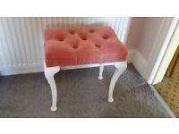 Dressing table stool - DELIVERY AVAILABLE
