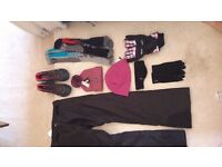 Range of Ladies ski clothing for sale in acton