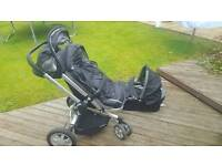 Quinny pram and buggy set