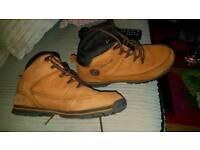 Men's firetrap boots size 9 (like new)