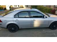 Ford mondeo (spares and repairs) 4 months MOT