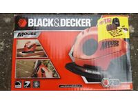 BLACK & DECKER DETAIL PALM MOUSE SANDER & POLISHER KA161BC