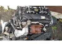 FORD MONDEO 2.0 TDDI ENGINE+BOX 115 BHP 2002