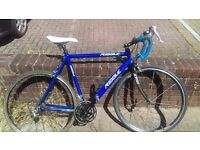 Ribble racer road bike (2 issues, easliy fixed)