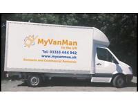 Removals Man And Van warrington