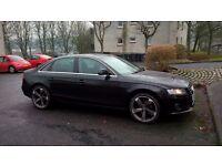 "Audi A4 SE 3.0 TDi Quattro, Full Leather, SAT NAV, 19""RS Alloys."