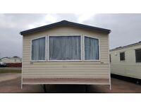 6 berth caravan sited @ Unity Holiday Resort in Brean Sands